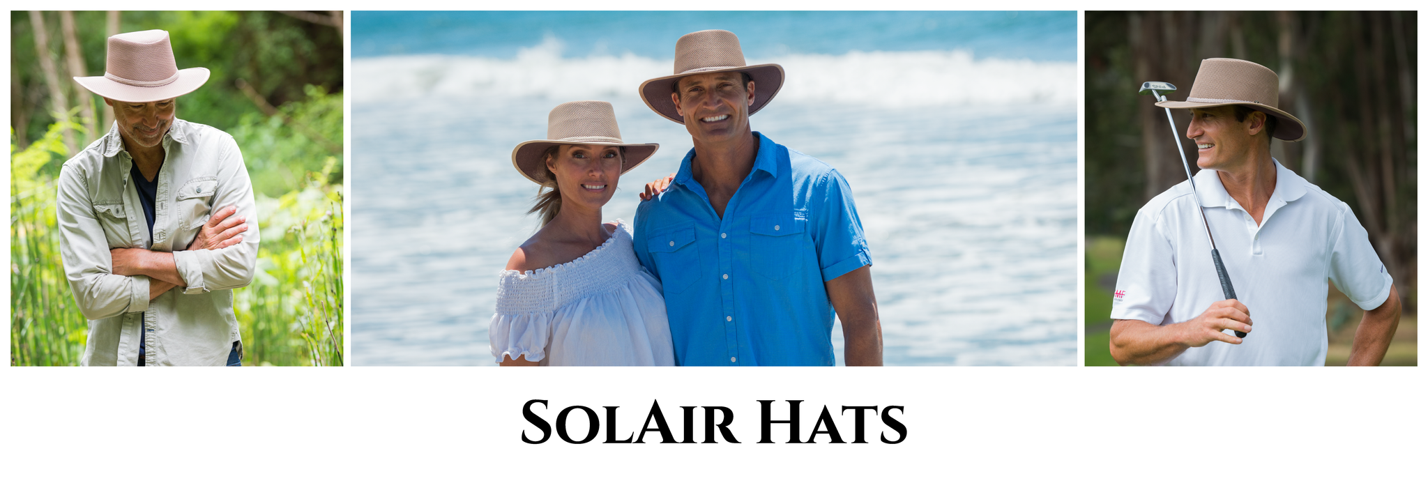 solair sun hats by american hat makers