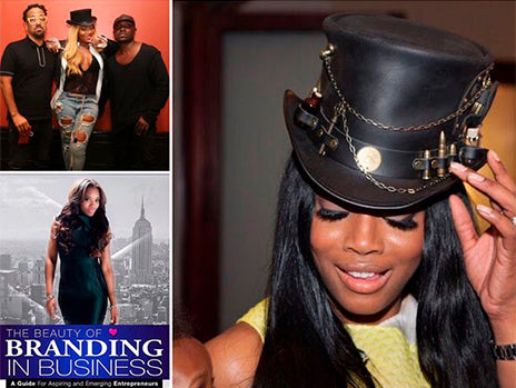 yandy smith wearing her time port