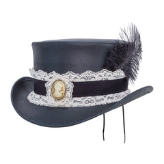 The Marlow Burlesque Top Hat from Head'n Home