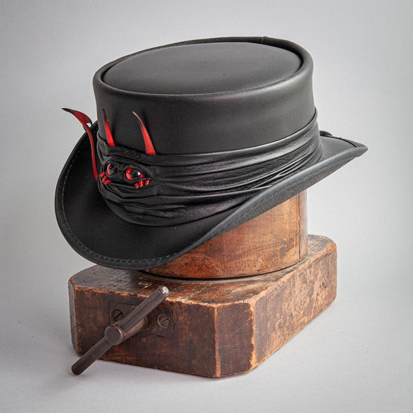Marlow Lil Evil Top Hat - Head'n Home