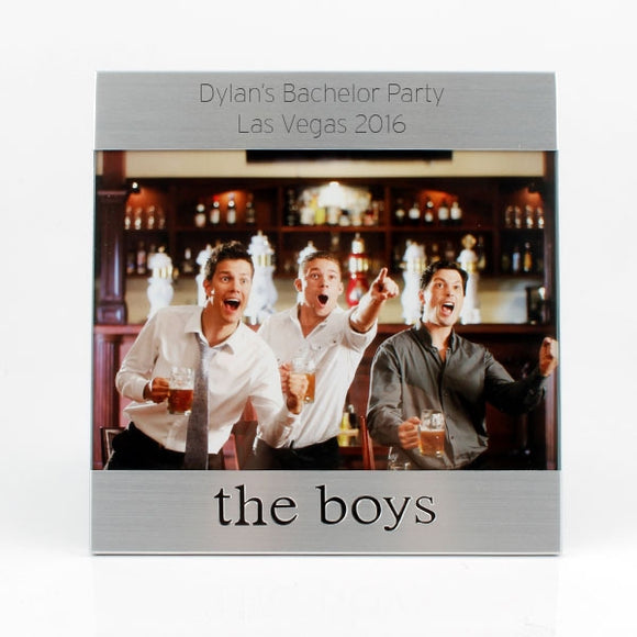 The Boys 5x7 Frame