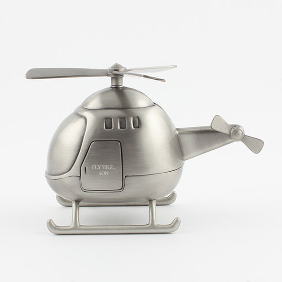 Helicopter Money Bank