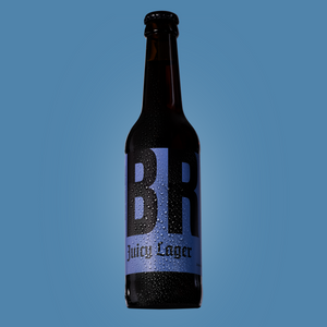 BROY Juicy Lager - 0,33l