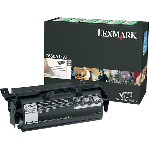 Lexmark T65X RETURN PROGRAM PRINT CARTRIDGE