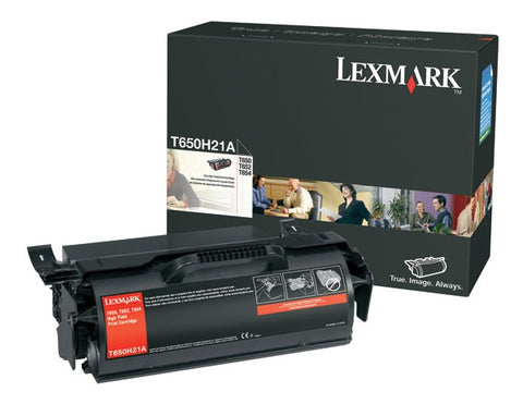 Lexmark T65X HIGH YIELD PRINT CARTRIDGE