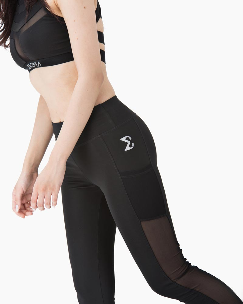 Pocket Leggings - Sigma Fit US