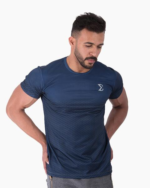Silver Honeycomb Compression T-shirt - Sigma Fit US