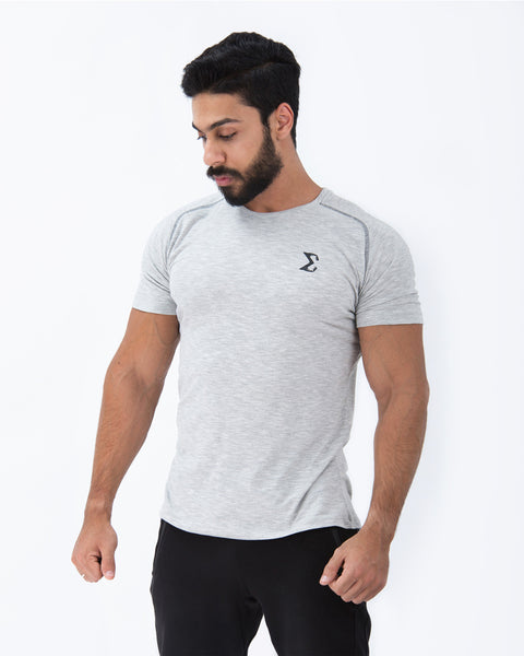 Hydro-flipped tshirt-grey - Sigma Fit US
