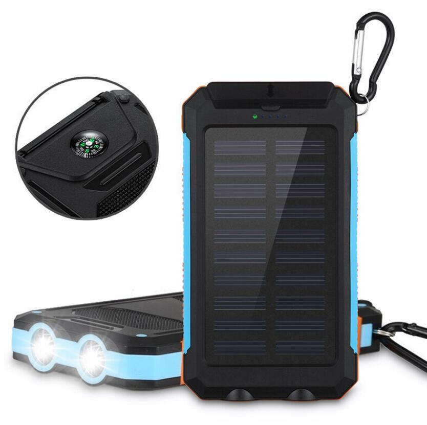 Solar Power Bank & Flash Light - Sigma Fit US