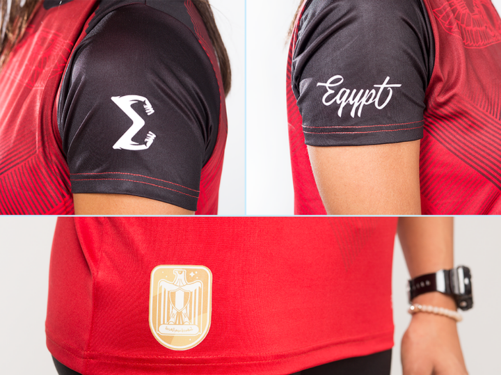 Egypt's Soccer T-shirt (Uni-Sex) - Sigma Fit US