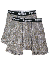 Supreme x Hanes Boxer Brief (2 Pack)
