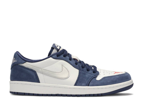 "Nike SB x Air Jordan 1  low QS ""Midnight Navy"