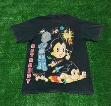 "Vintage Tezuka Productions ""Astro Boy All Over "" T- Shirt"