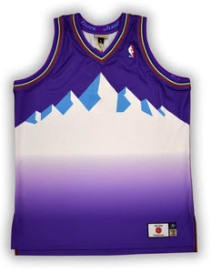 "Mitchell and Ness x Just Don ""Jazz"" Jersey"