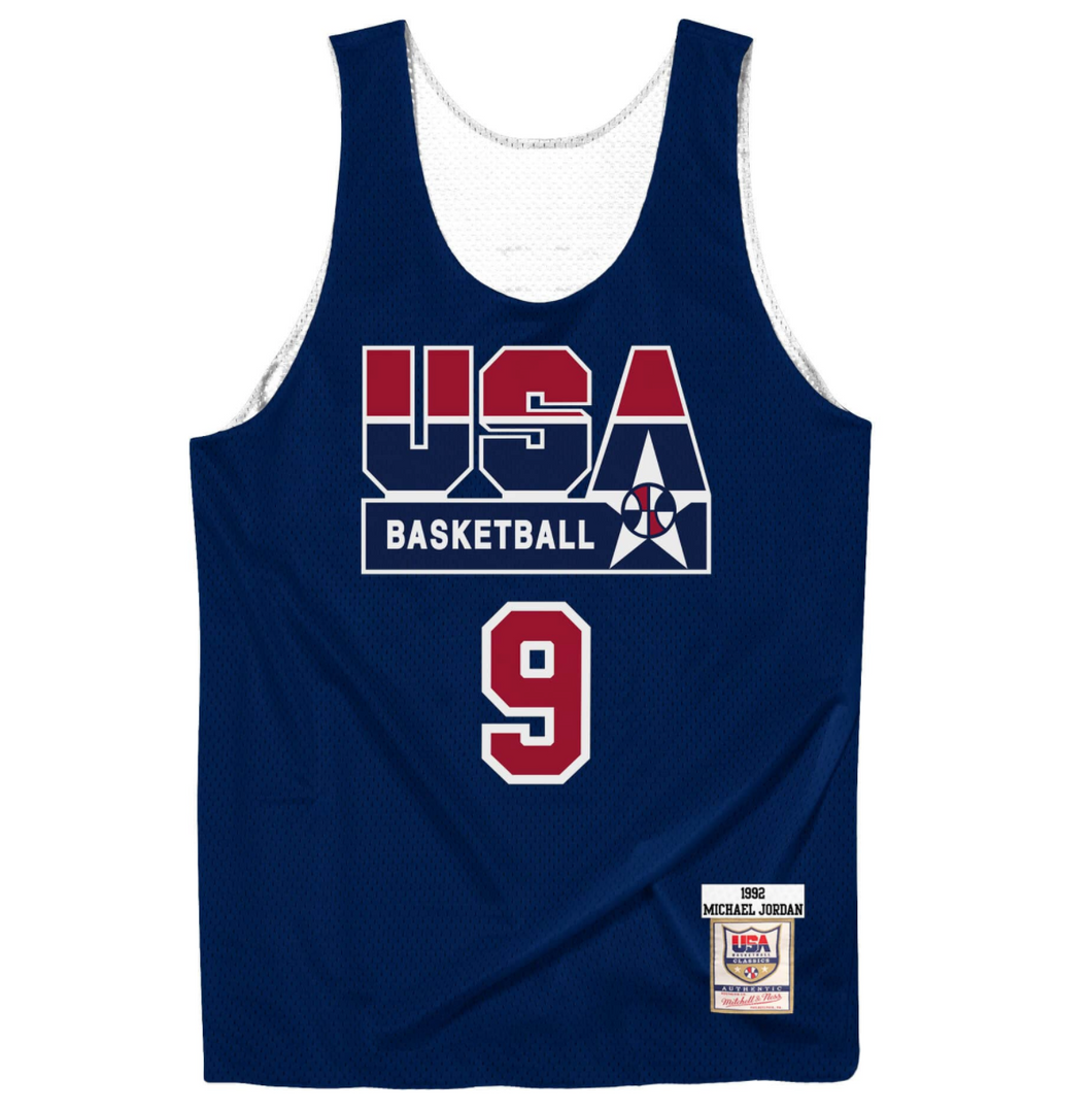 Mitchell & Ness USA Practice