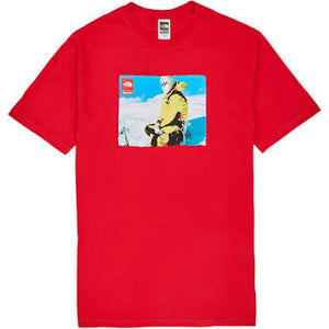"Supreme x The North Face ""Face Photo"" T-Shirt"