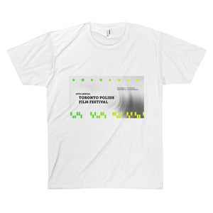 T-Shirt 10th Ekran - Unisex AOP Sublimation Tee