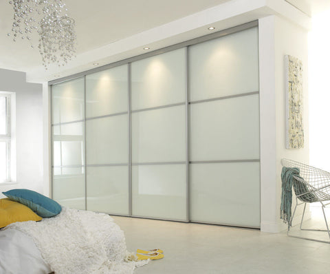 Sliding Wardrobe Mirror Doors - Custom Made to Measure & High Quality