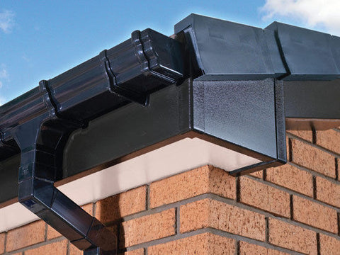 Black ash Fascia Board Trims, Straight Connector, Corner, Joints,Finial uPVC etc