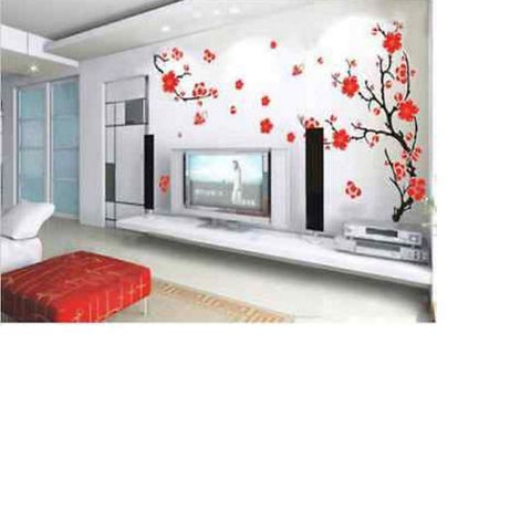 Blossom Tree wall art sticker living room decal vinyl decor flowers
