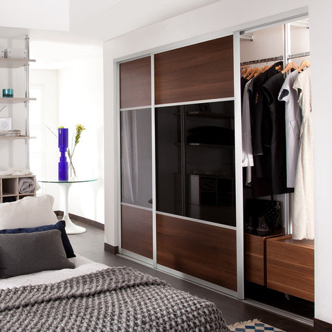 Luxury Sliding Wardrobe Doors for Bedrooms - Bespoke, Made to your measurements