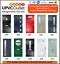 MODERN COMPOSITE FRONT DOOR SETS - LOWER PRICE BRAND NEW - 10 YEAR GUARANTEE    1