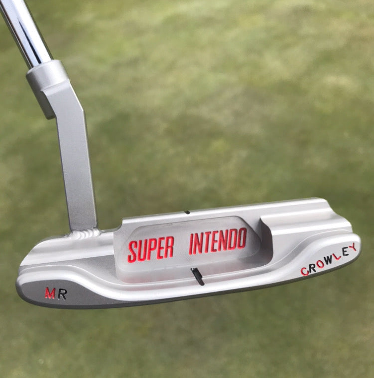 Custom Milled Putters