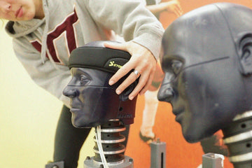 Virginia Tech Helmet Lab Confirms Headgear Dramatically Reduces Concussions