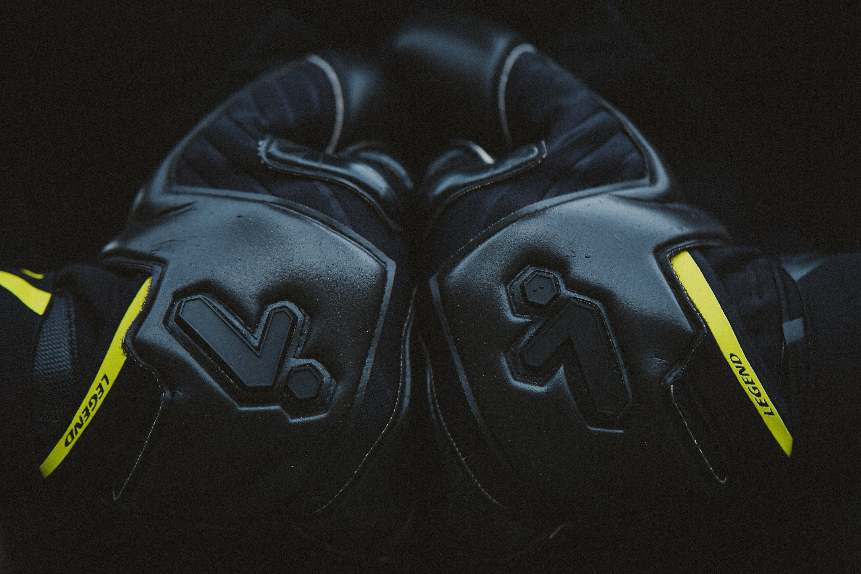 Despite some inevitable latex degradation, goalkeeper gloves will continue to function.