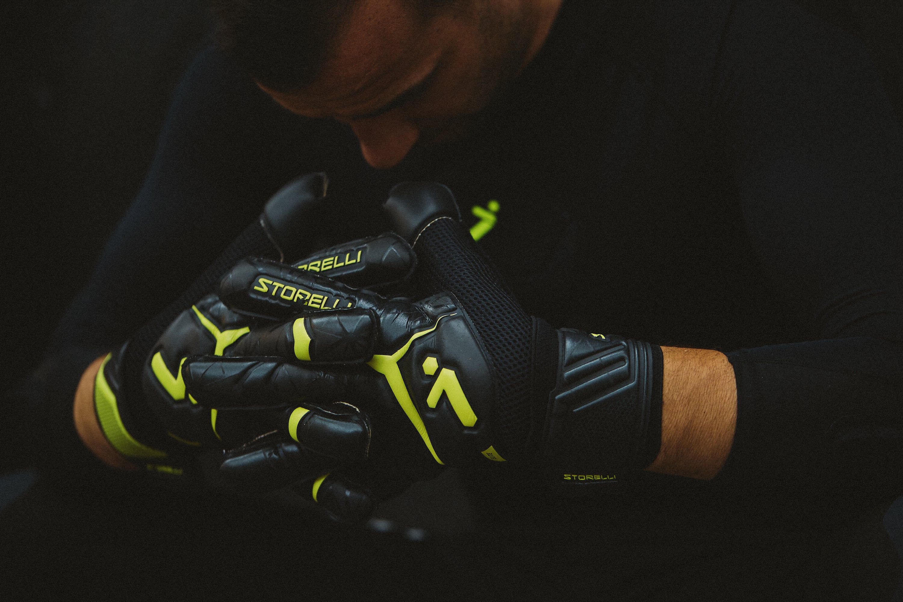 Our Elite goalkeeper gloves are perfect for developing players who need added grip.