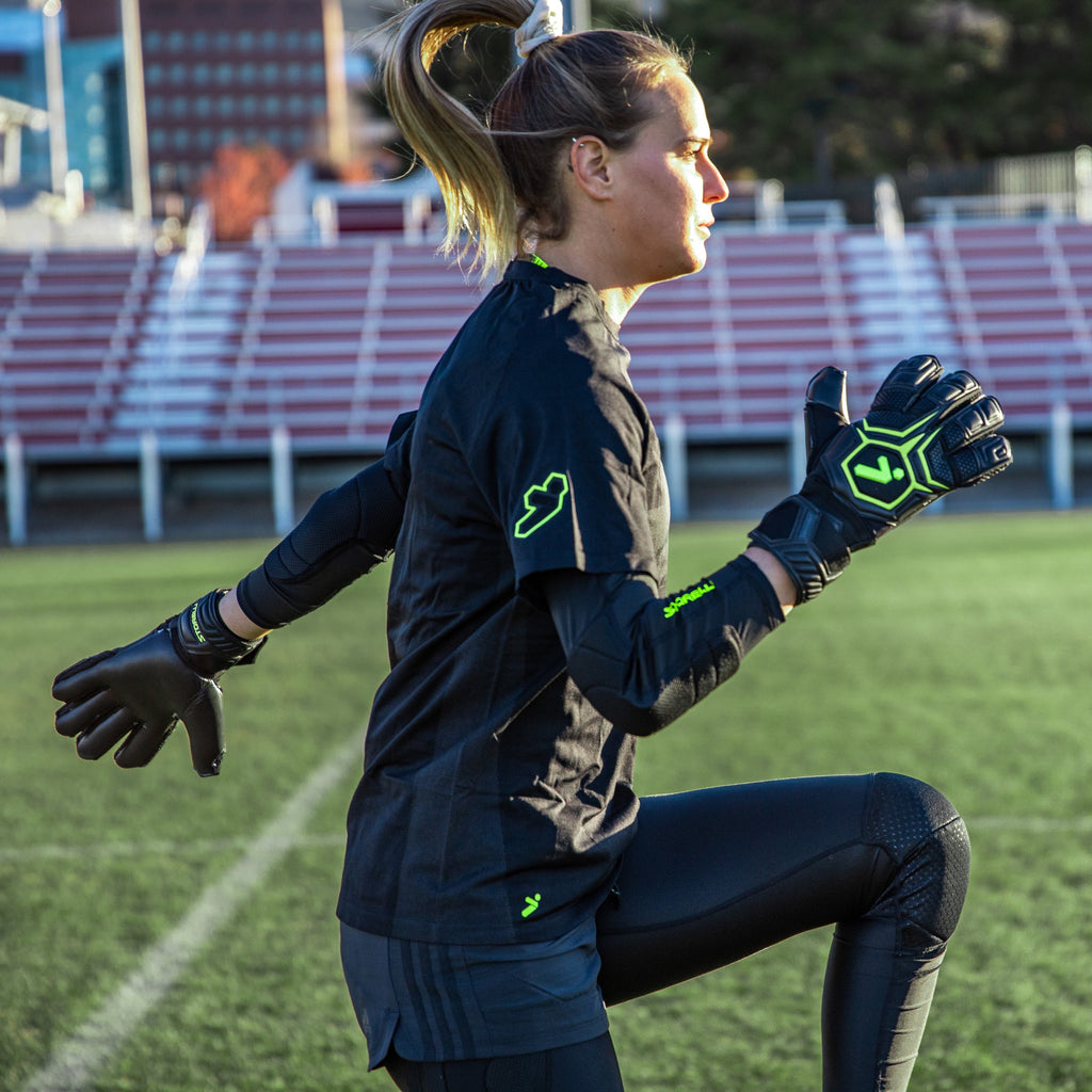 Women's BodyShield GK Leggings 3 - Sizing defect