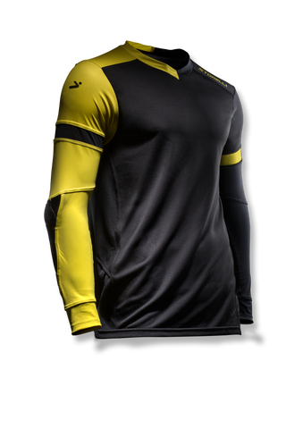 ExoShield Gladiator Jersey Black/Yellow
