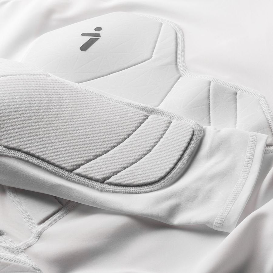 BodyShield GK 3/4 Undershirt White - Color defect