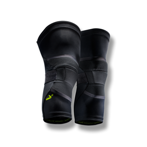 Storelli BodyShield Knee Guards protect soccer goalkeepers from impact and turf burns