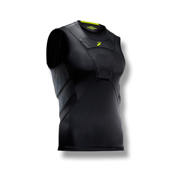 BodyShield Sleeveless Undershirt Black