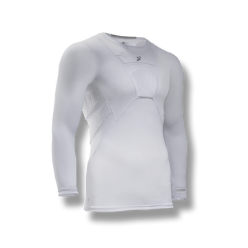 BodyShield Undershirt White