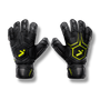 soccer goalkeeping pro glove finger spine saver latex grip