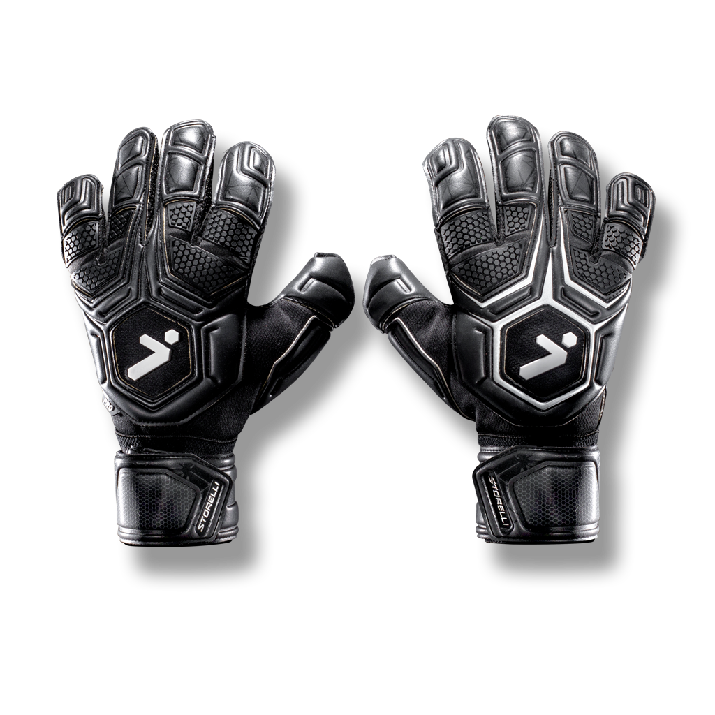 soccer goalkeeping pro glove spineless latex grip ...