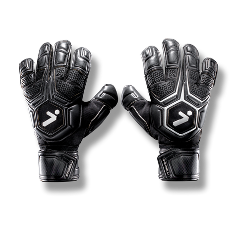 soccer goalkeeping pro glove spineless latex grip