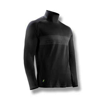 Training Long Sleeve Mock Tee