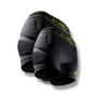 Women's BodyShield Impact Sliders- 2 Pack
