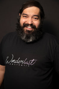 WonderlustAesthetic Logo Tshirt