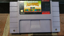 Super Nintendo Game Super Mario All Stars