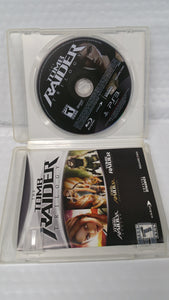 PS3 Tomb Raider Trilogy Game