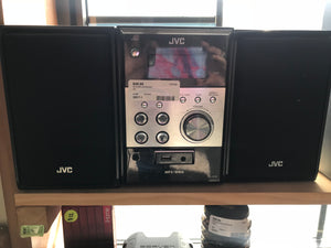 JVC Micro Component Stereo System