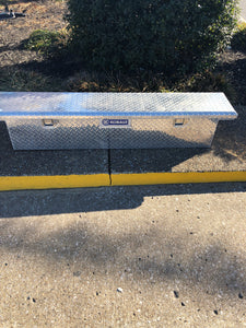 Diamond Plate Truck Bed Tool Box