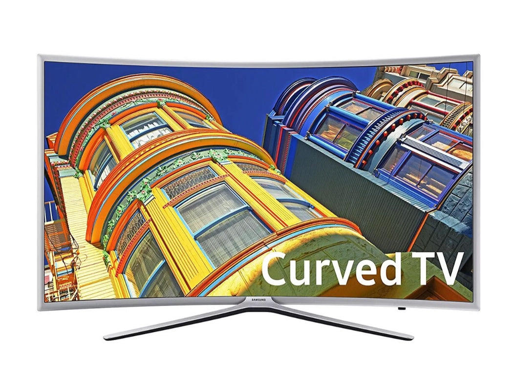 "Samsung 55"" Curved HD TV"