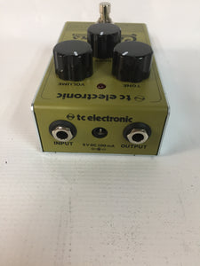 Cinders Overdrive Pedal