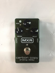 Carbon Copy Analog Delay Guitar Pedal