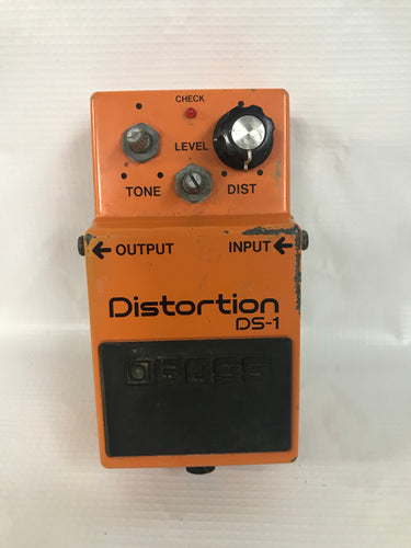 Boss DS-1 Guitar Pedal